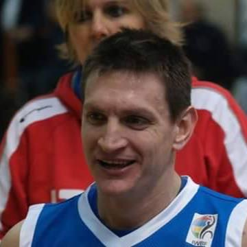 Basket in carrozzina F4 Coppa Italia Fipic 2018-19: Matteo Cavagnini del S.Lucia Roma presenta le finaliste