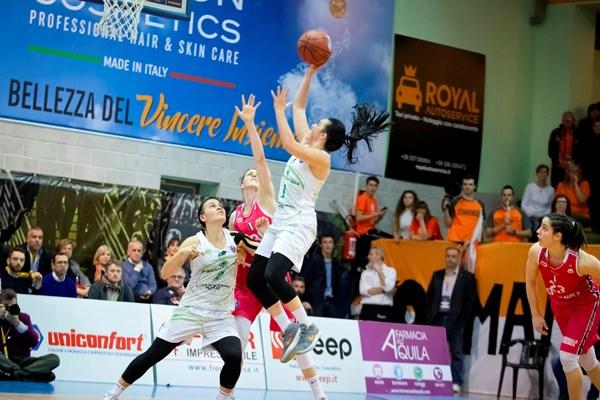 Lega Basket Femminile Coppa Italia A1 2018-19: la finale sarà Passalacqua Ragusa-Allianz Geas
