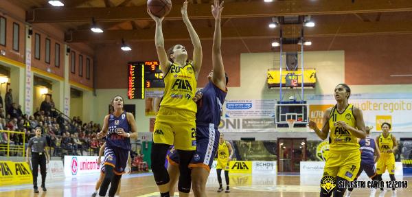 A1 Femminile Sorbino Cup 21^ giornata 2018-19: le Lupe a Torino in cerca di punti a casa dell'Iren Fixi