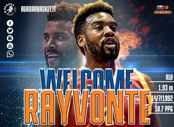 A2 Est Old Wild West mercato 2018-19: il talento e la fisicità di Rayvonte Rice per aiutare l'Aurora Basket Jesi