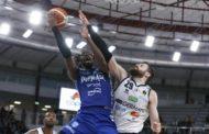 Lega A PosteMobile 7^di ritorno 2018-19: non basta un grande cuore alla Happy Casa Brindisi che deve cedere a Brescia dopo un overtime per 97-80