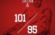 Turkish Airlines Euroleague Round 25: il Cska è di un altro livello, ora per l'Olimpia arrivano le sfide decisive