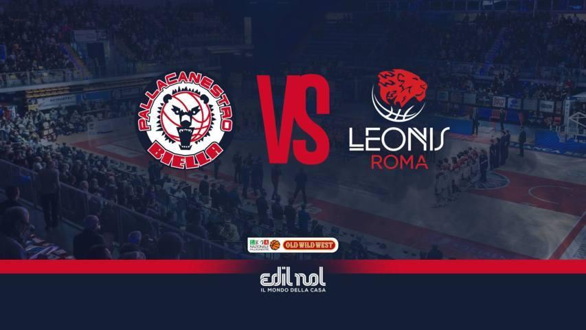 A2 Ovest Old Wild West 9^di ritorno 2018-19: all'Hype Forum di Biella l'Edilnol per frenare il declino la Leonis Roma per credere ancora nei Playoffs