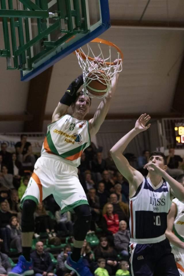 Serie B girone D Old Wild West 12^di ritorno 2018-19: in trasferta Palestrina vs il Ge.Vi. Napoli Basket ed è sfida tra ex in panchina