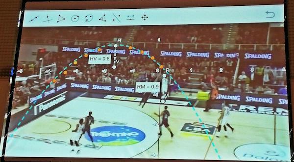 Storie di basket 2018-19: un buzzer beater di Moraschini, l'analisi cinematica, il liceo Fermi-Monticelli di Brindisi e la Happy Casa Brindisi