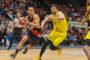 FIBA Europe Cup #Game1 Quarter-Finals 2018-19: la Dinamo Sassari gioca una gara quasi perfetta Pinar KO con -19 che ipoteca il passaggio del turno