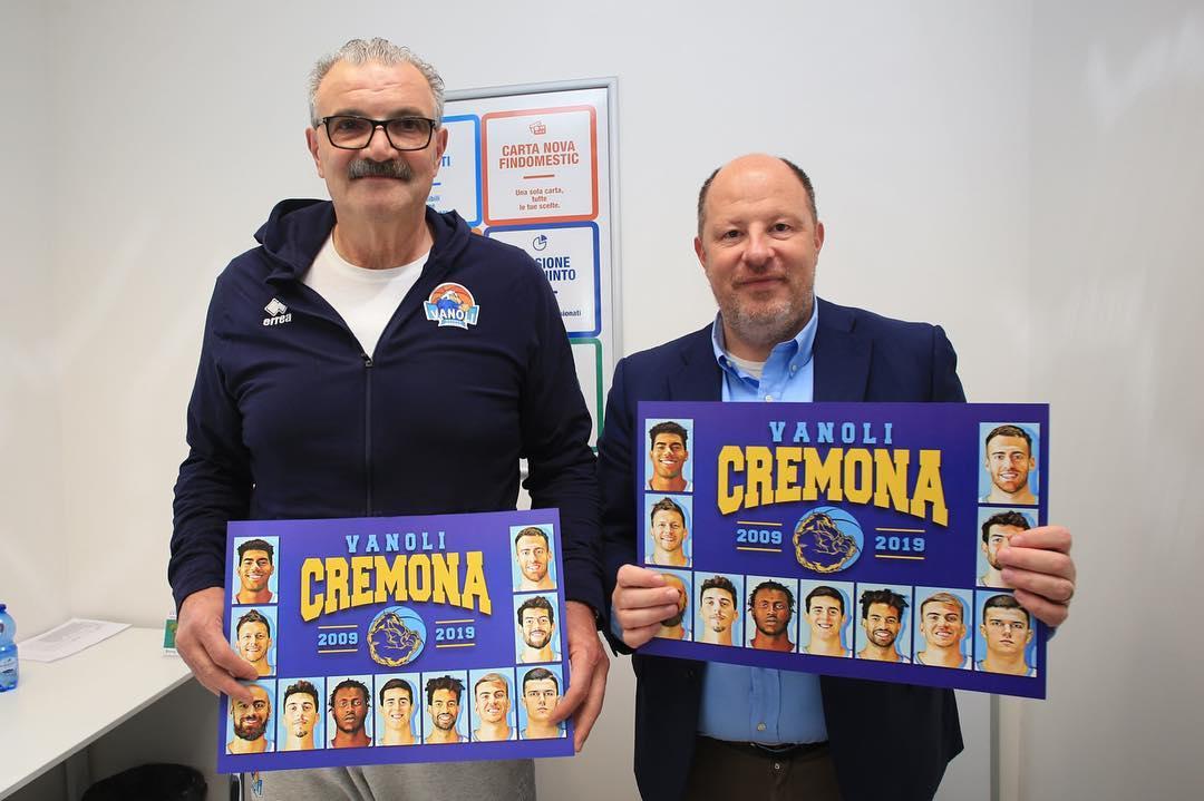Lega A PosteMobile 6^di ritorno 2018-19: la Vanoli Cremona vuole festeggiare la Coppa Italia in casa vs l'OriOra Pistoia