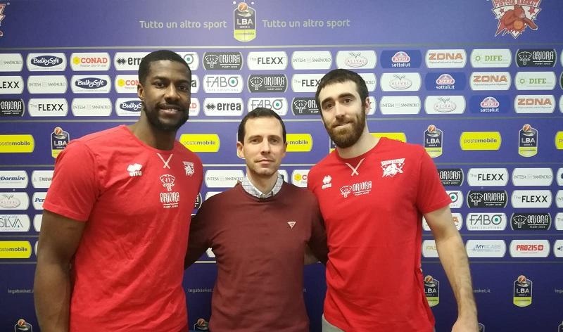 Lega A PosteMobile 2018-19: nonostante il KO vs Trieste in casa oggi Pistoia ha presentato Mitchell ed Odum