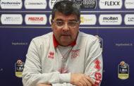 Lega A PosteMobile 6^di ritorno 2018-19: Alessandro Ramagli coach della OriOra Pistoia