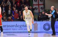 FIBA Europe Cup #Game2 Quarter-Finals 2018-19: all'inferno e ritorno per Sassari che si qualifica in semifinale pur pareggiando vs il Pinar