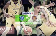 FIBA Europe Cup semifinale di ritorno 2018-19: il Banco di Sardegna con l'Hapoel Holon per una finale storica