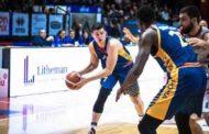 A2 Ovest Old Wild West 13^ di ritorno 2018-19: dov'è la testa dei giocatori della Virtus Roma che hanno preso 17 punti in casa della Blu Basket Treviglio?