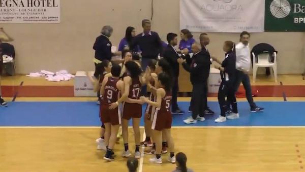 Lega A2 Femminile girone Sud 11^ di ritorno 2018-19: Magnolia Campobasso torna al successo, AndrosBasket cade a Civitanova e Faenza supera Pistoia