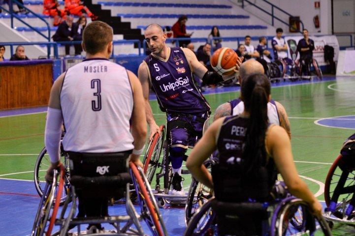 Basket in carrozzina #SerieAFipic Playoff 2018-19: in #Gara2 ancora vittoria per la Briantea84 vs Porto Torres ed è Finale per il 7° anno consecutivo