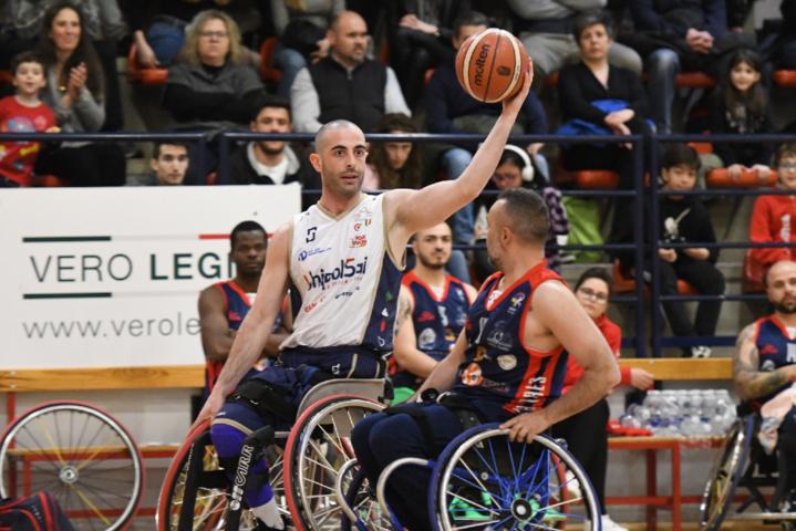 Basket in carrozzina #SerieAFipic 2020-21: si avvicina l'inizio della stagione parla Jacopo Geninazzi dell'Unipolsai Briantea84 Cantù
