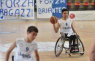 Basket in carrozzina #FinaliGiovanili Fipic 2019: a Padova Final Four per il 16° campionato italiano con Briantea84, PMB, Bradipi e Giovani e Tenaci