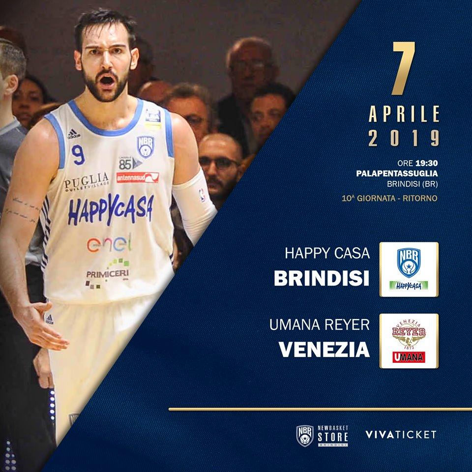 Lega A PosteMobile 10^di ritorno 2018-19: le dichiarazioni pre-gara di Cremona-Pesaro, Bologna-Pistoia e Brindisi-Venezia