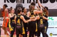 Lega A1 Femminile Sorbino Cup semifinali 2018-19: serata storica a San Martino dove le Lupe ospitano Schio per gara 3