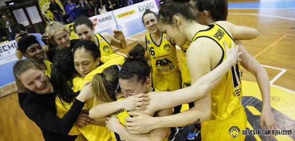 Lega A1 Femminile Sorbino Cup semifinali 2018-19: la presentazione di Famila Schio-Fila San Martino e Umana Venezia-Passalacqua Ragusa