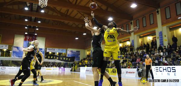 Lega A1 Femminile Sorbino Cup 1/4 di finale 2018-19: il Fila San Martino fa la storia elimina la Elcos Broni e va in semifinale