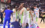 Fiba Europe Cup gara2 di finale 2018-19: Pozzecco su s.Oliver Wurzburg-Dinamo Sassari