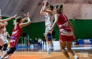 Lega A2 Femminile girone Sud 2018-19: capitan Giulia Bernardini della Gruppo Stanchi Athena Roma dice la sua dopo il KO vs il Cus Cagliari