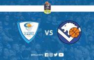 Lega A PosteMobile 10^di ritorno 2018-19: derby in salsa Playoff a Desio tra Acqua S.Bernardo Cantù ed una rinata Germani Basket Brescia