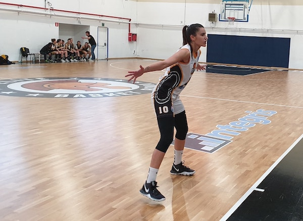 A2 Femminile 2018-19 gruppo Playout 1 gara 2 : Elìte Roma a San Martino e Ponzano Basket in casa con Pistoia possono salvarsi già oggi