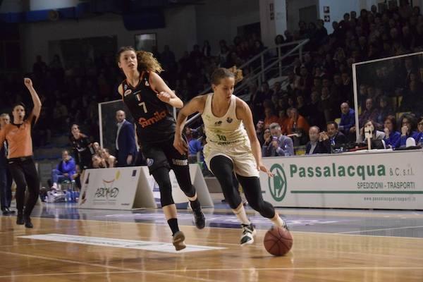 A1 Femminile Sorbino Cup Finale Scudetto 2018-19: la Passalacqua Ragusa ha vinto gara3 con il Famila Schio