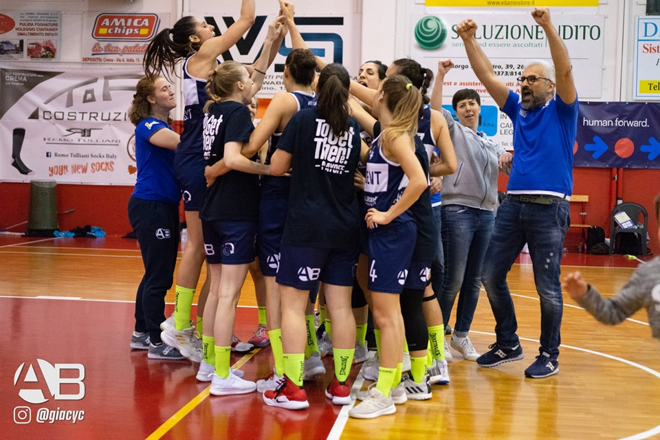 A2 Femminile Finale Nord Playoff 2019: Alpo Basket di sofferenza strappa la finale a Crema