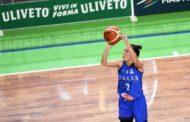 Italbasket 2019: la Nazionale femminile perde la prima amichevole con l'Ucraina in preparazione ad Eurobasket Women 2019