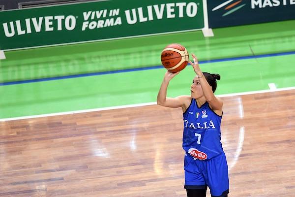 Italbasket Femminile 2019-20: le Azzurre in ritiro per le prime gare di qualificazione ad Eurobasket 2021