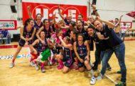 Lega Basket Femminile 2018-19: la Matteiplast raggiunge la Virtus e la Fortitudo in A1 e Bologna torna Basket City