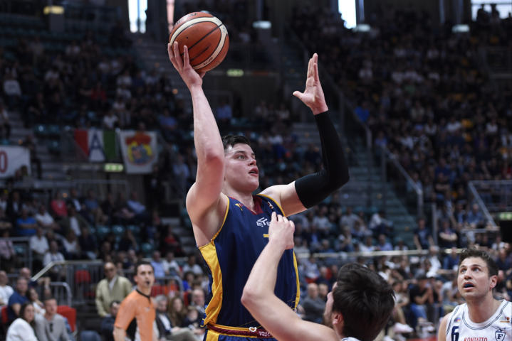 LBA Legabasket Mercato 2020-21: alla fine Amar Alibegovic ha scelto la Virtus Bologna