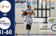 A2 Femminile Gara1 Finale Playoff Sud 2018-19: fantastica AndrosBasket Palermo che batte di 21 punti il Progresso Bologna e sogna la Serie A1