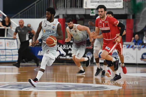 A2 Old Wild West playoff gara5 2018-19: al Palasojourner passa solo la Zeus Energy Group Rieti e la Unieuro Forlì viene respinta