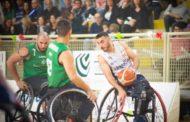 Basket in carrozzina #SerieAFipic #Gara1 Finale Scudetto 2019: Santo Stefano AVIS sgambetta l'UnipolSai Briantea84 per 54-57 al debutto nella Finale