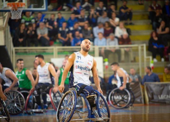 Basket in carrozzina #SerieAFipic Mercato 2020-21: quinto anno per Adolfo Damian Berdun all'UnipolSai Briantea84 Cantù