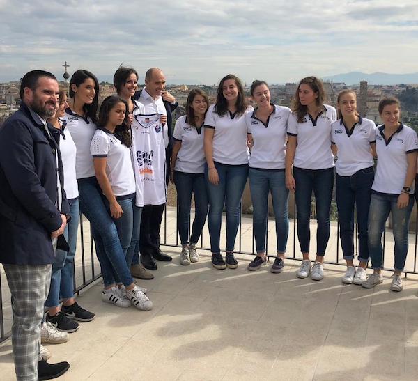 Interviste 2018-19: Edoardo Stanchi, Gruppo Stanchi Athena Roma:
