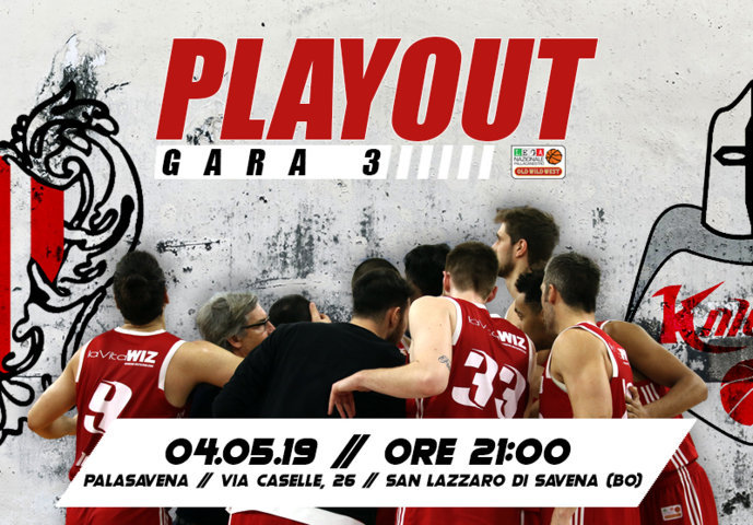 A2 Old Wild West Playout Gara3 2019: l'Axpo Legnano ha il primo match point sabato 4 maggio vs la Baltur Cento
