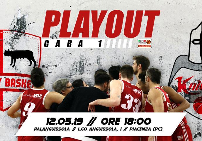 A2 Old Wild West Finale Playout Gara1 2019: l'Axpo Legnano si prepara alla sfida vs la Bakery Piacenza