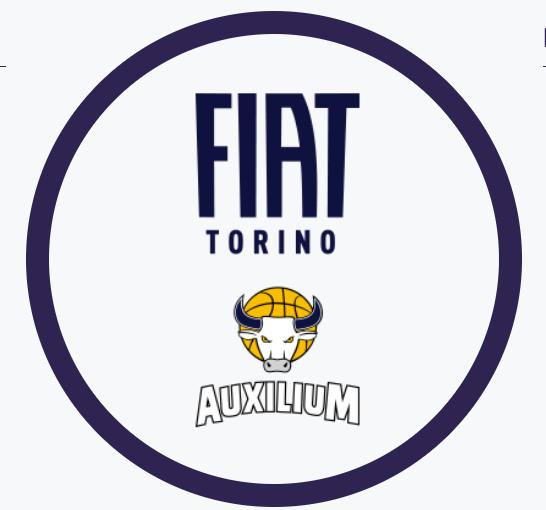 Lega A PosteMobile 2018-19: la Com.Te.C. ha chiesto 8 punti di penalità per l'Auxilium Torino che dunque potrebbe retrocedere