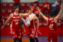 A2 Old Wild West gara5 playout 2018-19: l'Axpo Legnano domina a Piacenza e rimane in A2 la Bakery scende in B (highlights e sala stampa)