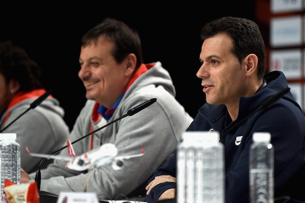 Turkish Airlines Euroleague Finale 2018-19: Ergin Ataman e Dimitirs Itoudis presentano Efes-CSKA