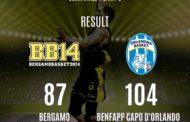 A2 Old Wild West Gara3 Semifinali 2018-19: la Benfapp Capo D'Orlando è in missione 18^ vittoria consecutiva vs Bergamo Serie 3-0 ed è Finale!