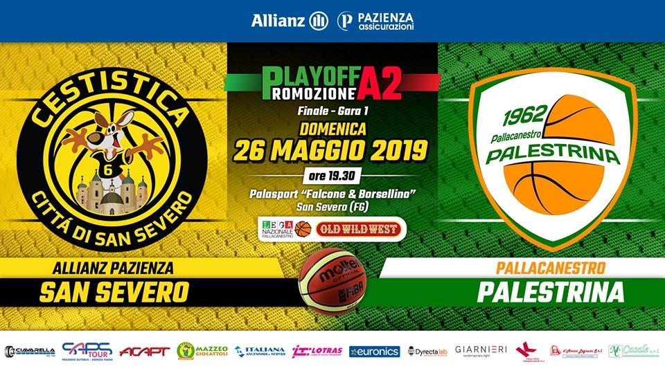 Serie B Old Wild West Gara1 Finale Tabellone C 2019: un anno dopo di nuovo San Severo vs Palestrina da domenica fuoco alle polveri