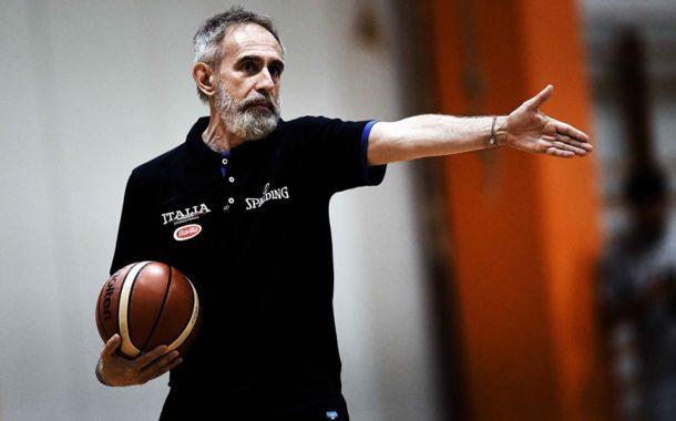 Italbasket 2019: meno di un mese al FIBA Women's EuroBasket 2019 la video-intervista a coach Marco Crespi in esclusiva