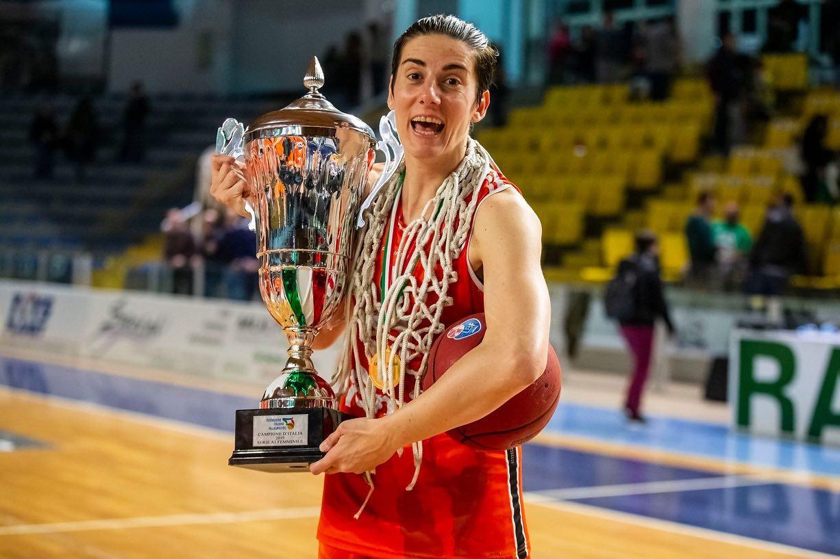 Storie di basket 2019: Raffaella Masciadri nella Commissione Atleti della FIBA