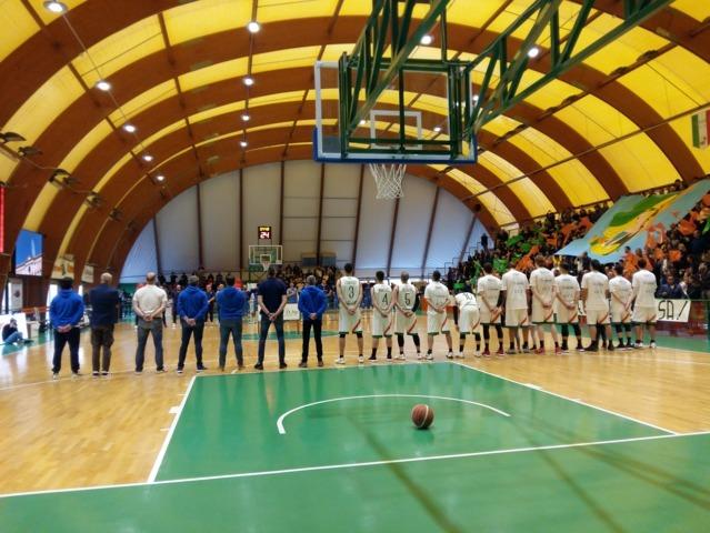 Gara1 Semifinale Playoff Serie B 2019 palestrina