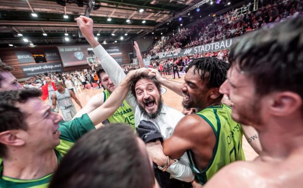 Lega A PosteMobile #Gara1 quarti di finale Playoff 2019: Gianmarco Pozzecco anticipa la sfida Sassari vs Brindisi intervistato in esclusiva per All-Around.net
